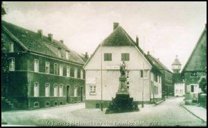 Hubertusdenkmal I Ennigerloh