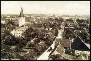 Panorama von Westen Ennigerloh