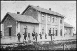 Bahnhof Ennigerloh Ennigerloh